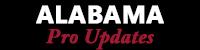 Alabama Pro Updates