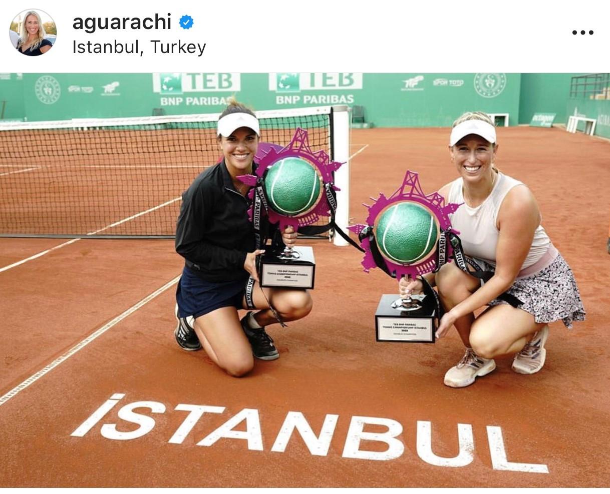 Alexa Guarachi WTA Istanbul