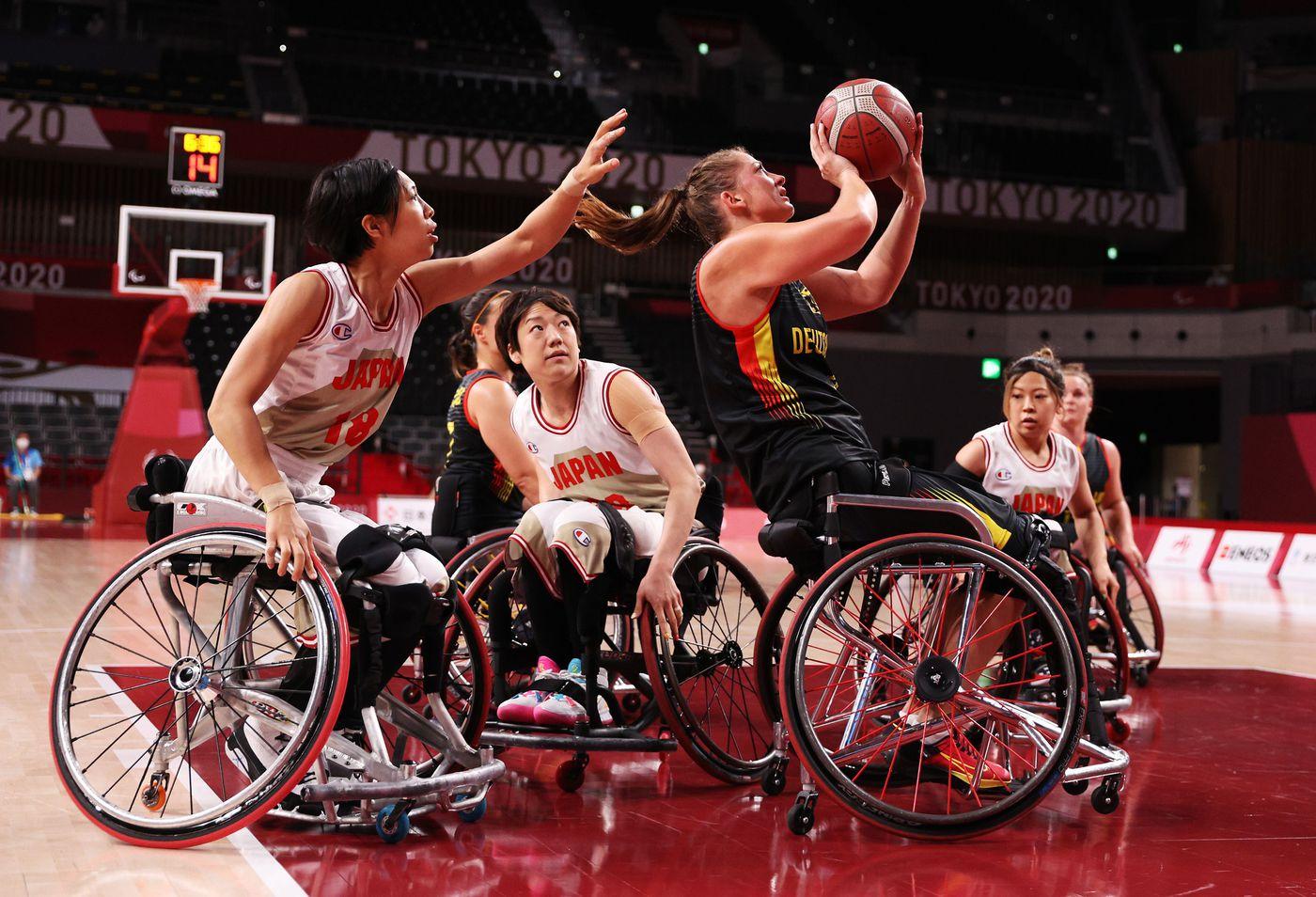 Katharina Lang Tokyo Paralympics